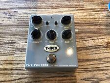 Trex Twister Chorus / Flanger Pedal