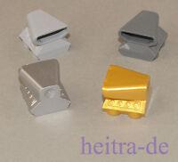 LEGO - 4 x Motorblock / Lufteinlass / Booster in 4 Farben / 50943 NEUWARE