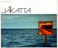 Jakatta - My Vision (3 trk CD / Listen)