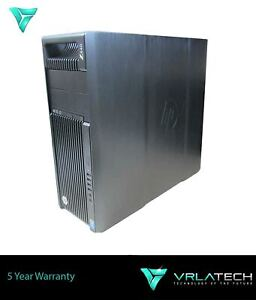 HP Z640 Workstation 16GB RAM 2x E5-2623v3 1x 1TB K2000