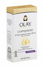 24-PACK - Olay Complete All Day Moisturizer SPF 15, Sensitive Skin, New