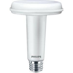 452367 PHILIPS Dimmable LED Lamp, 9.5 Watt, 120 Volt, Bulb: BR30 (Bulged Reflect