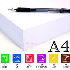 A4 WHITE PAPER 80 GSM PRINTER COPIER 50 SHEETS Copy Paper DIY Paper Crafts