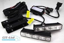 Alta Calidad DRL Luces de Circulación Diurna Lámparas Luz Frontal 4-LED cree HQ-V9 B