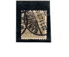 Dinamarca Valor para periodicos nº1 año 1907 (BP-854)