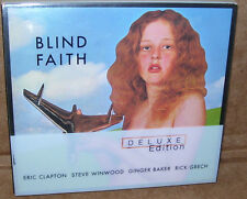 Blind Faith Deluxe Edition 2 Cd's With 28 Pg. Booklet Eric Clapton