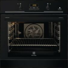 AEG EOB53434AK Elektro-Backofen avec Grill Steam Bake 72L Aquaclean Ultrafanplus