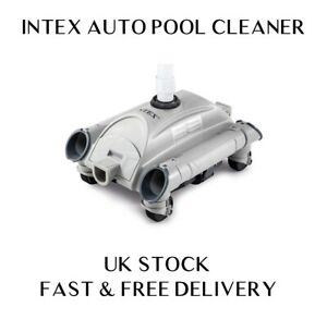 Intex Automatic Pool Cleaner 28001E Above Ground Swimming Pool Vacuum - UK STOCK