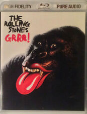 The Rolling Stones - Grrr!  Blu-ray Audio (Compilation)