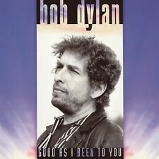 BOB DYLAN 'GOOD AS I BEEN TO YOU' BRAND NEW SEALED RE-ISSUE LP ON 180 GRAM VINYL
