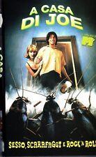 A Casa di Joe (1996) VHS Warner John Payson Megan Ward Robert Vaughn MTV