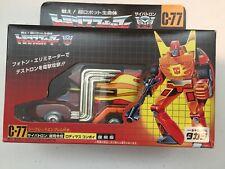 Transformers Takara Encore Reissue C 77 Rodimus Prime