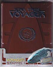 Star Trek Voyager Staffel 1-7 (Hart Boxen)  NEU OVP Sealed Deutsche Ausgaben