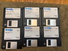 """RARE Quicken Tax Planner & Turbotax 1995 3.5""""  Floppy Disks"""