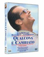 Film DVD nuovo sigillato QUALCOSA è CAMBIATO ita