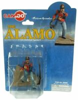 DRAGON CANDO Toy Soldier 1/24 Scale Painted Plastic The Alamo Mexican Grenadier
