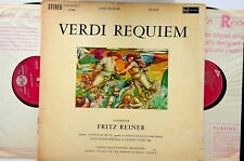 LIVING STEREO SER 4526-7 R/S Verdi- Requiem 2-LP vg+ REINER/PRICE/BJORLING/ELIAS