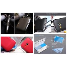 NILLKIN Custodia rigida cover + pellicola schermo x Samsung Galaxy Mini 2 S6500
