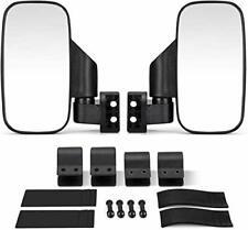 "1.75"" 2"" UTV Rear View Side Mirrors For Polaris RZR 900 S XP 1000 Yamaha Rhino"