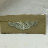 Vintage Military U.S.A.A.F. Aerial Gunner Patch Badge