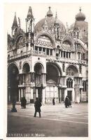 AK Ansichtskarte Venezia Venedig / S. Marco - 1920er