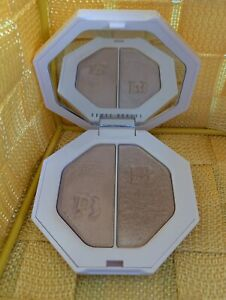 Fenty Beauty Killawatt Highlighter Duo 2x3.5g Lightning Dust/Fire Crystal