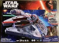 Star Wars: The Force Awakens - Battle Action Millenium Falcon Hasbro New