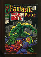 FANTASTIC FOUR #70 (8.0) WHEN FALL THE MIGHTY!