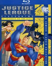 Justice League of America: Season 2 [New Blu-ray] Full Frame, Subtitle