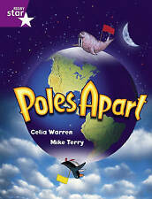 Rigby Star Guided 2 Purple Level: Poles Apart Pupil Book (single), Warren, Ms Ce
