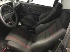 Vw golf MK1 cabrio sportline gti complete interior sièges recaro doorcards