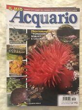 IL MIO ACQUARIO n.105 anno 2007 rivista di pesci rettili piante invertebrati...