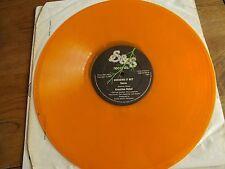 "Sonia /  Creation Rebel – Checking It Out 12""  ORANGE Vinyl Single          151"