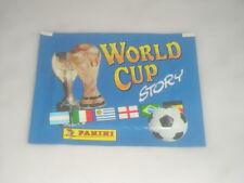 BUSTINA PACKET TUTEN FIFA WORLD  CUP STORY STICKERS ALBUM PANINI-MAX
