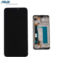 DISPLAY ASUS ZENFONE MAX M2 FRAME LCD ZB633KL ZB632KL NERO TOUCH SCREEN X01AD