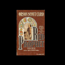 Red Prophet Orson Scott Card paperback FREE SHIPPING Alvin Maker book 2