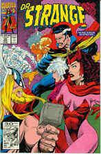 Doctor Strange Sorcerer Supreme # 35 (Infinty Gauntlet crossover) (USA, 1991)