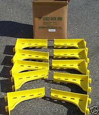 "10 New in Box Underground 11"" Cable Rack Arms  RA11"