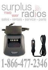 RAPID CHARGER CAR KIT FOR KENWOOD KSC25 NX220 NX320 TK2140 TK3140 TK2170 TK3170