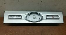 FORD MONDEO MK3 DASHBOARD CLOCK WITH HEATED SEAT AND HAZARD SWITCH 3S7T-15000-EA