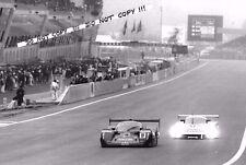 9x6 Photograph, Taylor / Toivonen / Jones  BRM P351 V12   Le Mans 24hrs 1992