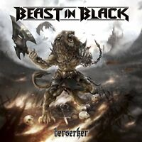 BEAST IN BLACK - BERSERKER   CD NEU