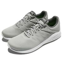 Asics Comutora Grey White Carbon Men Running Athletic Shoes Sneakers T831N-9696