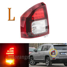 Left LED For Jeep Compass 2014-2016 Driver Side Tail Light Lamp Assembly SUV