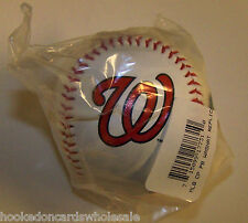 1 dozen of 12 Washington Nationals Team Logo Ball MLB Baseball Rawlings