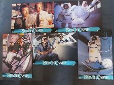 SPACE CAMP - 5 Aushangfotos - Lea Thompson, Kate Capshaw, Joaquin Phoenix