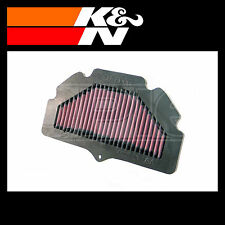 K&N Air Filter Motorcycle Air Filter for Suzuki GSR600 / GSR750 | SU-6006