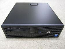 HP ProDesk 600 G1 SFF 500GB HD 8GB RAM Core i3 4360 3.7GHz Win7 PRO Desktop #48
