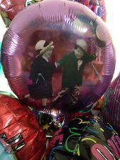 Kim Anderson HAPPY BIRTHDAY children Vintage rare 1995 mylar BALLOON 10 pc Lot