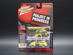 2021 JOHNNY WHITE LIGHTNING 1975 VW SUPER BEETLE CONVERTIBLE STREET FREAKS 2 A